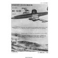 Lockheed RC-121D Warning Star USAF Model Aircraft T.O. 1C-121 (R)D-1 Flight Handbook 1958 $9.95