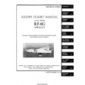 Vought RF-8G Crusader Navy Model Aircraft Navair 01-45HHB-1 Natops Flight Manual/POH 1978 $9.95