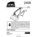Rhino Tractor Manuals