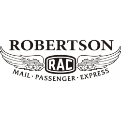 Robertson Aircraft Corporation 1928 Logo Decals!