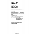 Robinson Helicopter R44 II Pilot's Operating Handbook 2002 $9.95