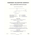 Robinson Helicopter R66 Illustrated Parts Catalog 2012