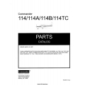 Rockwell Commander 114/114A/114B/114TC Parts Catalog 1997 $13.95