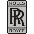 Rolls Royce Aircraft Decal/Sticker 8''h x 5 1/2''w!