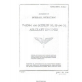 Rolls Royce V-1650-1 and Merlin 28, 29 and 31 Aircraft Engines Handbook of Overhaul Instructions 1942 $5.95