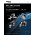 Rotax 447 UL, 503 UL, 582 &  618 UL Aircraft Engines Illustrated Parts Catalog 2006 $9.95
