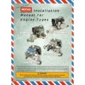 Rotax 447 UL, 503 UL & 582 UL Aircraft Engines Installation Manual 1999 $9.95