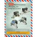 Rotax 447 UL SCDI, 503 UL DCDI, 582 UL DCDI, 582 UL DCDI Aircraft Engines Maintenance Manual 1999 $9.95