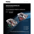 Rotax 912 ULS 3 DCDI & 914 UL 3 DCDI Aircraft Engines Illustrated Parts Catalog 2007 $9.95
