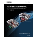 Rotax 912 and 914 Series Heavy Maintenance Aircraft Engines Maintenance Manual 2007 $9.95