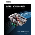Rotax Type 912 Series Aircraft Engines Installation Manual 2007 $9.95