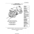Rough Terrain, DED, Pneumatic Tire MHE-271 (With Cab), MHE-270 (Without Cab) Forklift TM 10-3930-664-24 Unit Maintenance Instructions 1994 $9.95