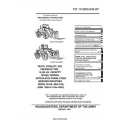 Rough Terrain, Dresser Industries M10A9, MHE 236 Forklift TM 10-3930-643-20 Organizational Maintenance Manual 1990 $9.95