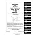 Lockheed S-3B Viking Navy Model Aircraft NAVAIR 01-S3AAB-1 Natops Flight Manual/POH 2000 $13.95