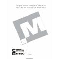S-Tec Flight Line For Rate Based Autopilots Service Manual $13.95