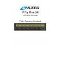 S-Tec Fifty Five SR Cirrus SR20 SRV Pilot's Operating Handbook 2008 $13.95