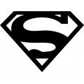 """Superman Decal/Sticker 7"""" high $6.95"""