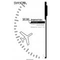 Sandel SN3308 Pilot's Guide 2008 $13.95