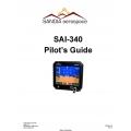 Sandia SAI-340 Pilots Guide $5.95