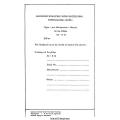 Schleicher Glider AS-K13 Flight and Maintenance Manual $4.95