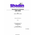 Shadin ADC 2000 Fuel/Airdata Computer IM2830 Installation Manual 2002 $9.95
