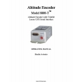 Shadin 8800-T  Altitude Encoder with Trimble Loran/GPS Serial Interface Operating Manual $5.95