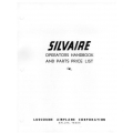 Luscombe Silvaire Operators Handbook 8, 8A-D $2.95