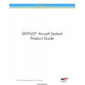 Skyflex Aircraft Sealant Product Guide $2.95