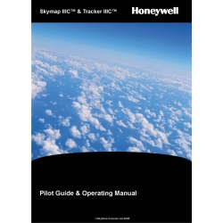 Bendix King Skymap IIC & Tracking IIC Pilot Guide & Operating Manual $13.95