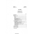 Socata TB-21 Manuel de Vol 1989 $5.95