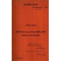 Spitfire IIA and IIB Aeroplanes, Merlin XII Engine Pilot's Notes $2.95