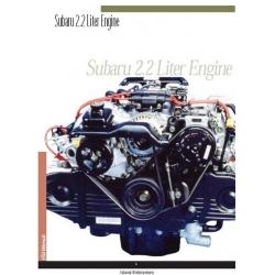 Subaru 2.2 Liter Engine Overhaul Manual $4.95
