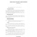 Subaru SVX Engine Overhaul Procedures - General Information 1992 $4.95