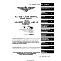 McDonnell Douglas T-45A Goshawk Navy Model 163599 and UP Aircraft Natops Flight Manual/POH 1997 - 2001 $9.95