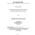 TM 1-4920-500-13&P  Armament and Electrical Shop Technical Manual Operator and Field Maintenance Manual Including Repair Parts and Special Tools List (RPSTL)