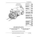 TM 10-3930-664-10 Army Model MHE-270-271 Truck, Forklift, 4,000 LB. Capacity, Rough Terrain, DED, Pneumatic Tire Technical Manual  Operator's Manual