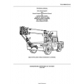TM 10-3950-672-24-2  Warehouse Crane 10,000 LB. Capacity, M469 Wheeled, Diesel Powered Technical Manual Unit, Direct Support and General Support Maintenance Manual
