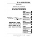 TM 10-3990-203-13&P Ramp, Mobile Loading, 16,000lb. Magline Model MDS-16-92-36-6F-AS-12C Technical Manual Operator's, Unit, Intermediate Direct Support Maintenance Manual  including Repair Parts Information