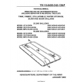 TM 10-5430-243-12&P Tank, Fabric, Collapsible; Water Storage, 20,000 and 50,000 Gallons Technical Manual  Operator and Unit Maintenance Manual including Repair Parts and Special Tools List