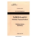 Focke-Wulf Ta 152 Ta 152 H-0 und H-1 Vorlaufiges Flugzeug-Handbuch