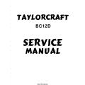 Taylorcraft BC12D Service Manual