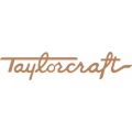 Taylorcraft Aircraft Decal/Sticker 5 1/2''high x 19''wide!