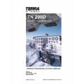 Terra TN 200D Navigational Receiver Operation/ Installation Manual 1996 $9.95
