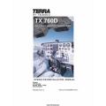 Terra TX 760D VHF Communication Transceiver Operation/ Installation Manual 1996 $9.95