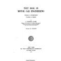 Text Book on Motor Car Engineering Volume II- Design $4.95