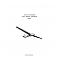 Schweizer 1-34 and 1-34R Sailplane Flight Erection Maintenance Manual 1972 $4.95