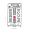 The American Cyclopedia of the Automobile Volume One $4.95