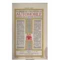 The American Cyclopedia of the Automobile Volume Three $4.95