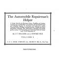 The Automobile Repairman's Helper $4.95