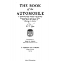 The Book of the Automobile A Practical Volume Devoted to the History $4.95